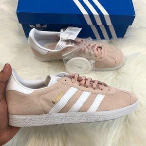 NWT Adidas Gazelle Shoes / Flats Men's Size 8.5 9